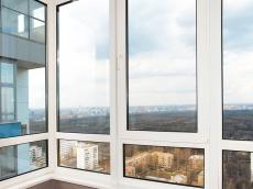 Остекление квартиры окнами ПВХ